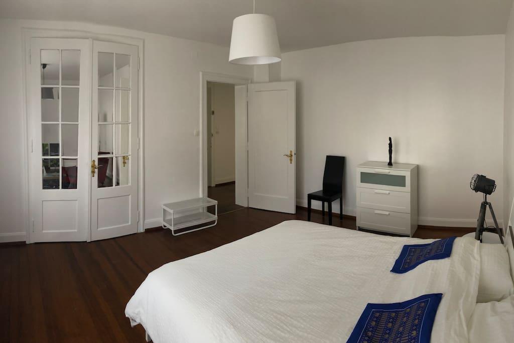 Chambre 1, 1 lit 160x200