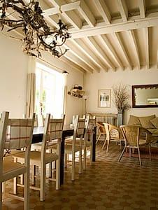 Villa Jean Jacques Rousseau - Ermenonville