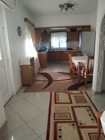 Full Story Family Apartment in Afandou.