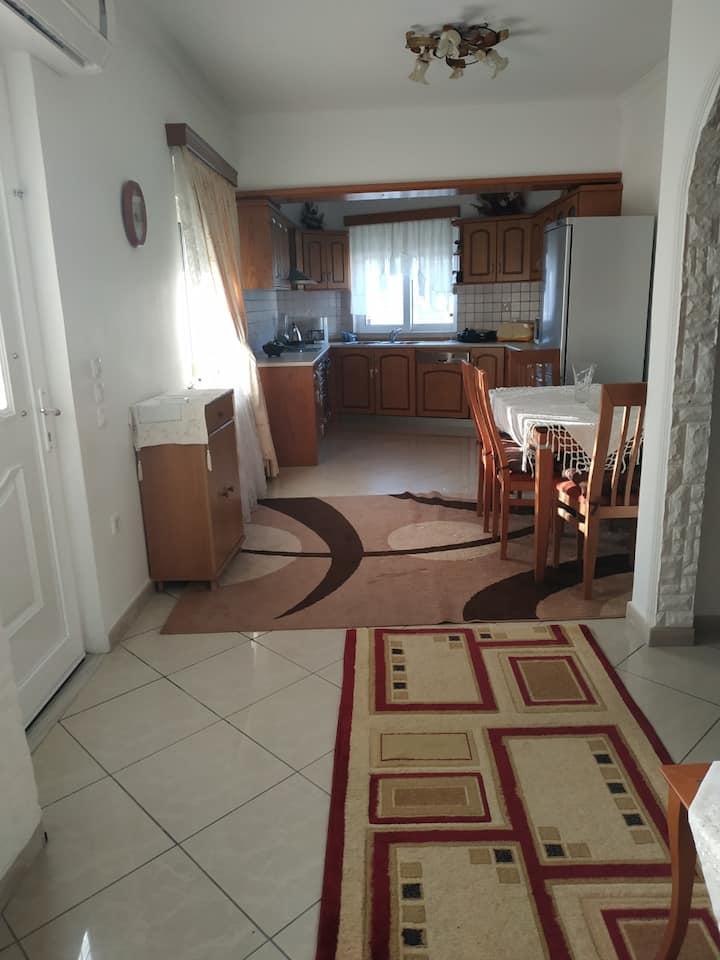 Michalitsa Family Apartment
