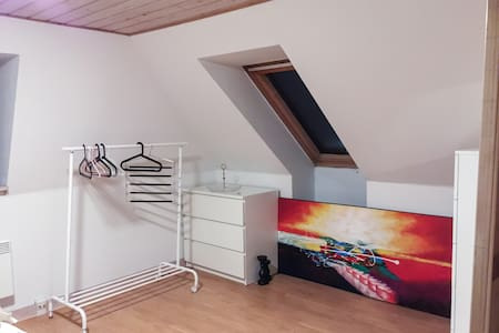 Very private & Bright Room in CPH. - Kastrup - Inny