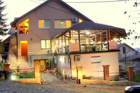 Vila Radovanovic Banja Koviljaca