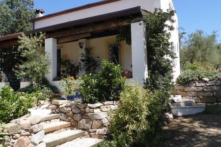Villa Ferulas with A/C and Wi-Fi