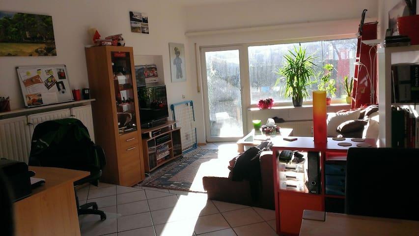 Gemütliche Wohnung in Einöd - Homburg - Lejlighed