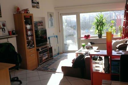 Gemütliche Wohnung in Einöd - Homburg - Huoneisto