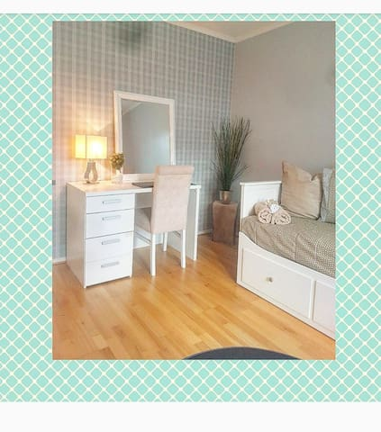 Nice&Cozy Guest Room, 14 minutes from City Center.