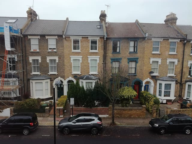 Big double room in Islington - London - House