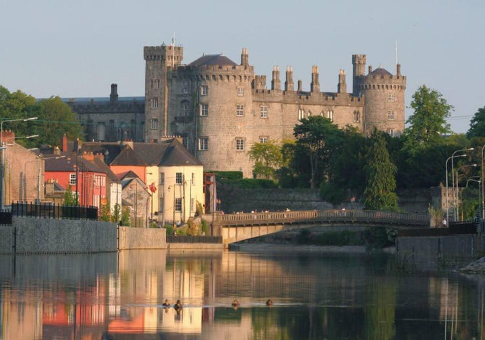 Johns Bridge & Kilkenny Castle