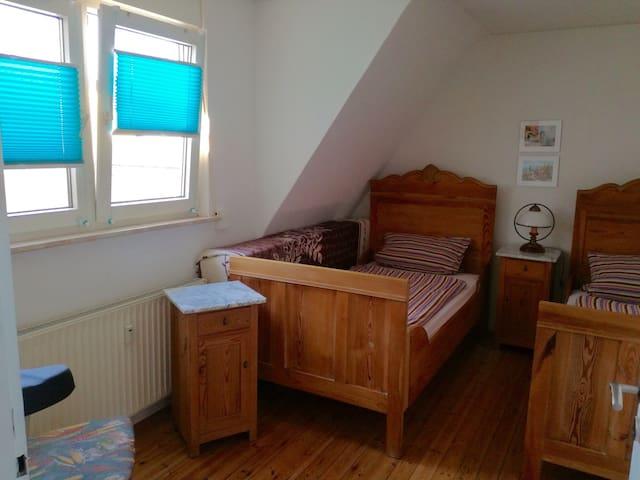 Gemütliche 2 Zi-Wohnung - Rodenbach - Apartment