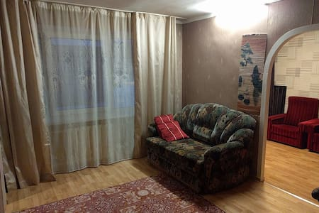 A centrally located 1-bedroom flat