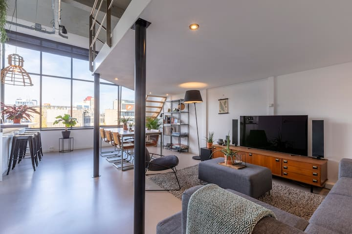 Loft in industrial monument | Center of Eindhoven