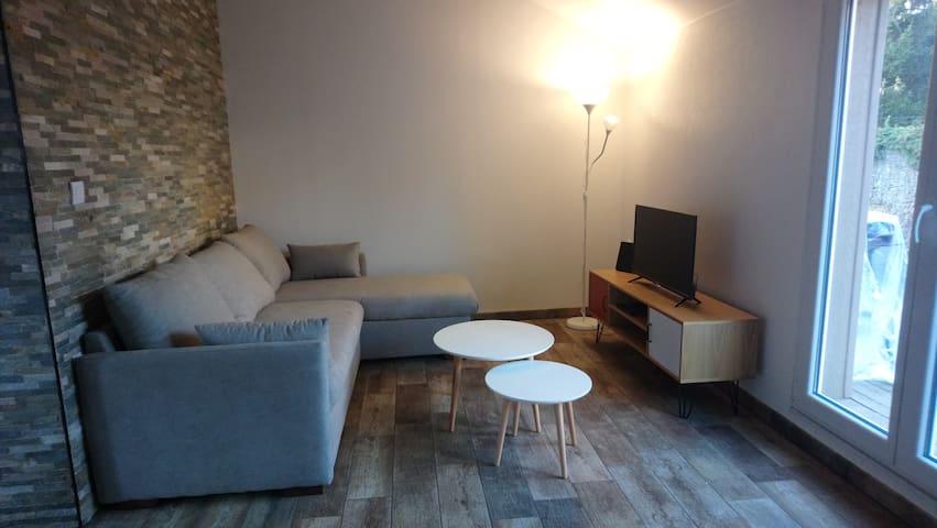 Charmante maison individuelle au calme