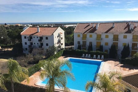 Tavira - Cozy flat with explendid view.