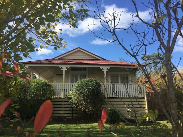 Brentwood Cottage - Healesville