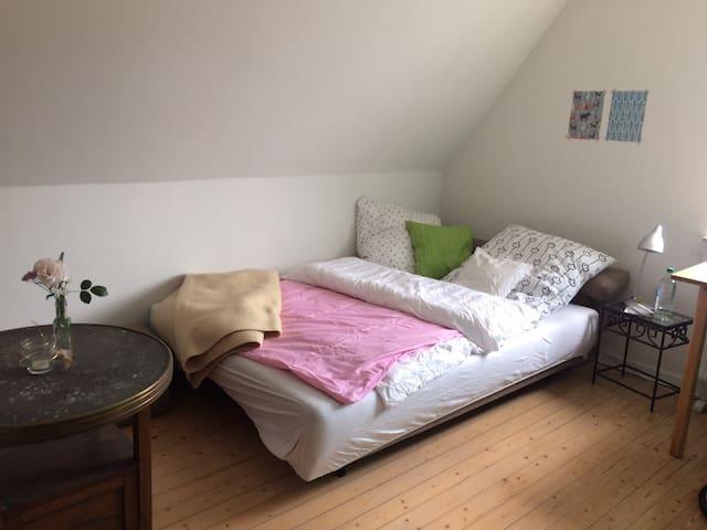 Freundliches Zimmer