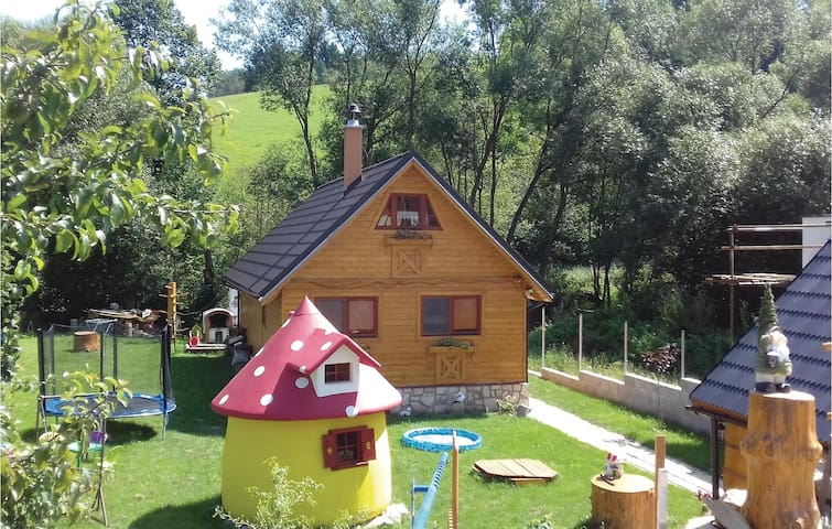 Holiday cottage with 3 bedrooms on 90 m² in Dolny Kubin