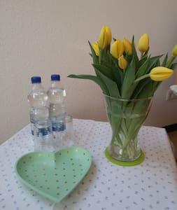 sauberes, nettes Zimmer mit Frühstück - Bed & Breakfast