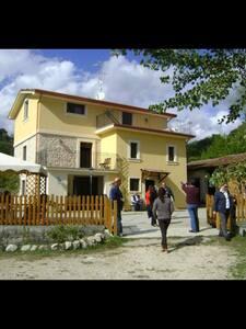 B&B Splendido casale in Ciociaria - Picinisco