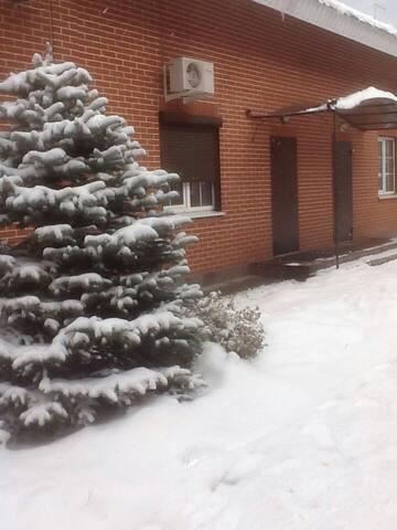 Бунгало Льдинка  ГЛЦ Металлург-Магнитогорск Банное