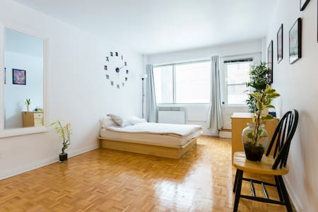 NEW Condo Heart of Downtown Montreal - Montréal - Appartement