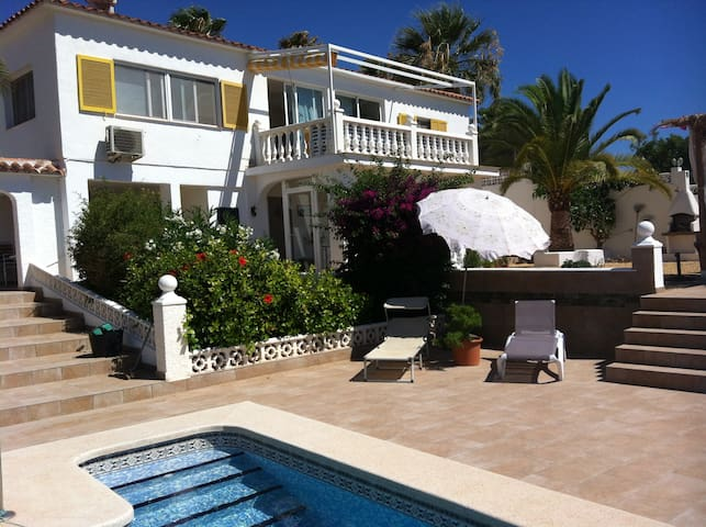 La Frisona-Apartment in Mediterranean StyleVilla - l'Alfàs del Pi - Lejlighed