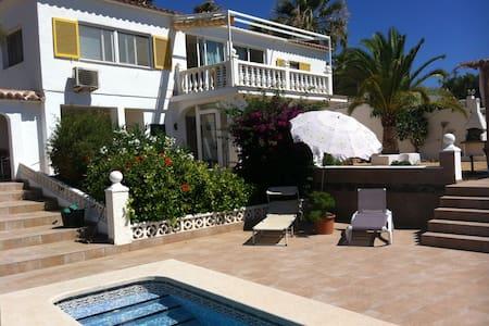 La Frisona-Apartment in Mediterranean StyleVilla - l'Alfàs del Pi - Daire