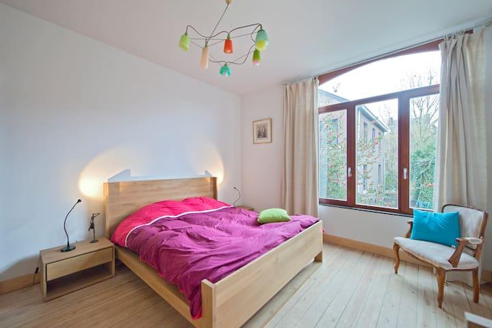 Le fourchu fossé, chambre d'hôtes - Liège - Bed & Breakfast