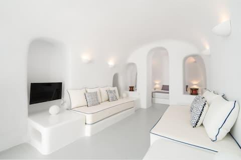 Brazzera Grand Suite with Caldera View-Oia Spirit