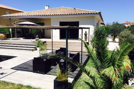 Villa 4 faces,  Pyrénées Orientales - Palau-del-Vidre