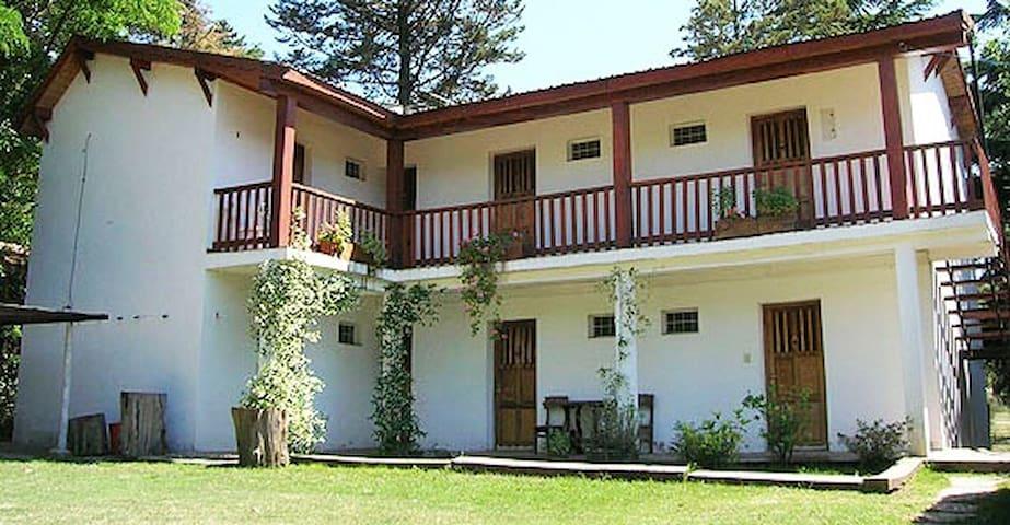 Habitación privada matrimonial - Hotel Villa Euro