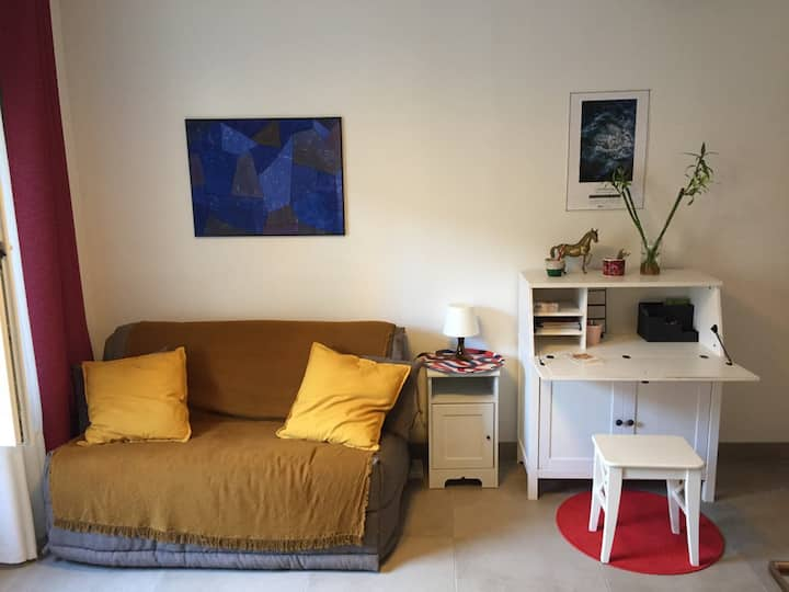 lovely studio in the center of Toulouse