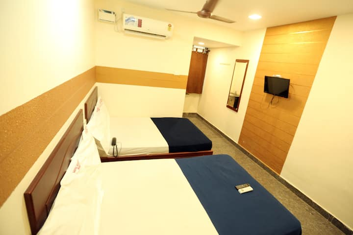 HOTEL BOOPATHI- homely atmosphere