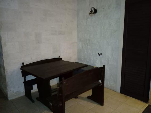 La stanza di Gennaro