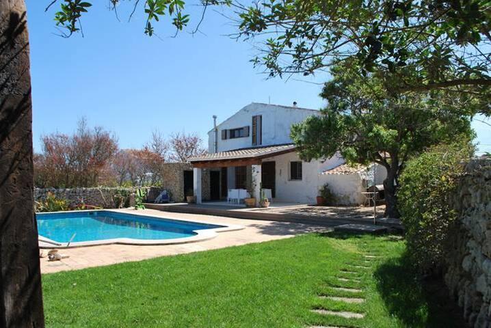 Casa de campo restaurada, San Luis - San Luis - Casa