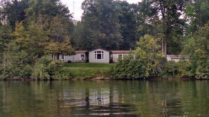 Chippewa River House