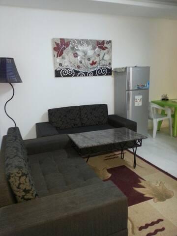 Bel appartement à sousse khezama