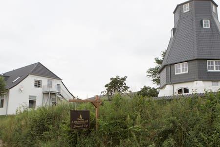 Ferienwohnung Ramstedt-Mühle Zuhause mit Weitblick