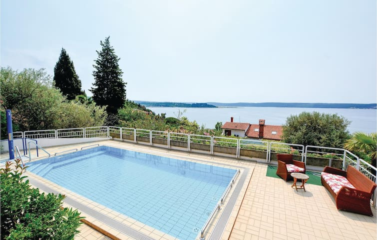 Awesome home in Portoroz with Sauna, WiFi and 2 Bedrooms