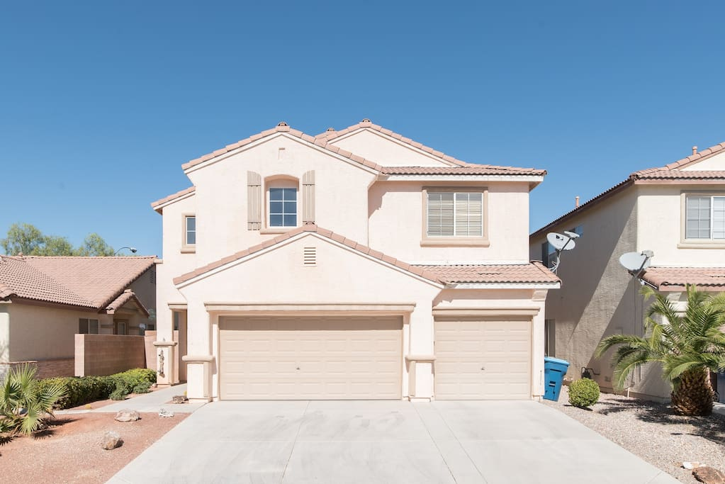 Over 2,600 sq ft available in this beautiful two story home