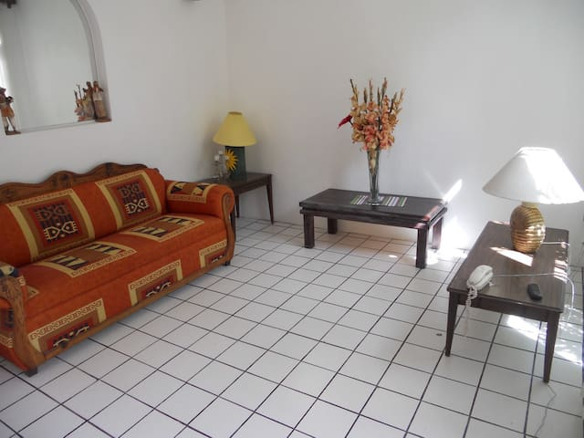 Apartment--2 Bed rooms 2 bathrooms. - Chapala - Apartment