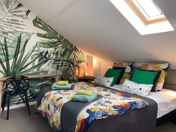 Suite confortable dans maison d'Architecte Nantes