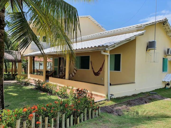 Casa em Barra de Serinhaém - Baía de Camamu