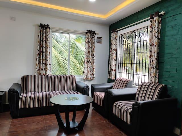 Christa Green View, Bejai, Mangalore (AC)