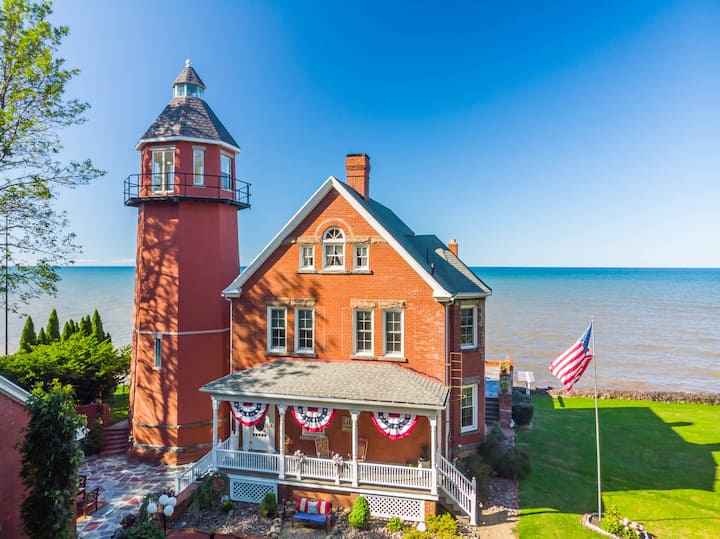 Braddock Point Lighthouse- Fitzpatrick Suite