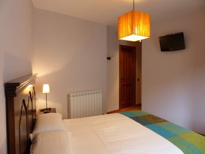 Apartamento dúplex en el Pirineo