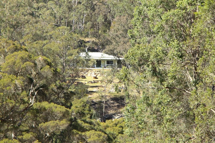 Maggie's - lovely cottage on 100 acres - Wollombi - Haus