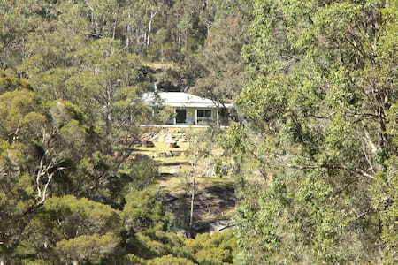 Maggie's - lovely cottage on 100 acres - Wollombi - Casa