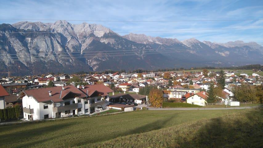 Götzens in Tirol nähe Innsbruck - Götzens - Lägenhet
