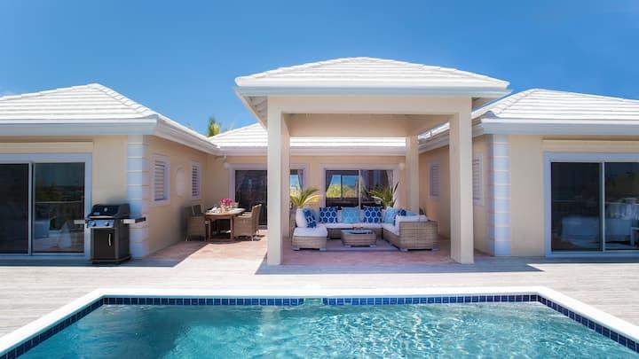White Osprey Villa
