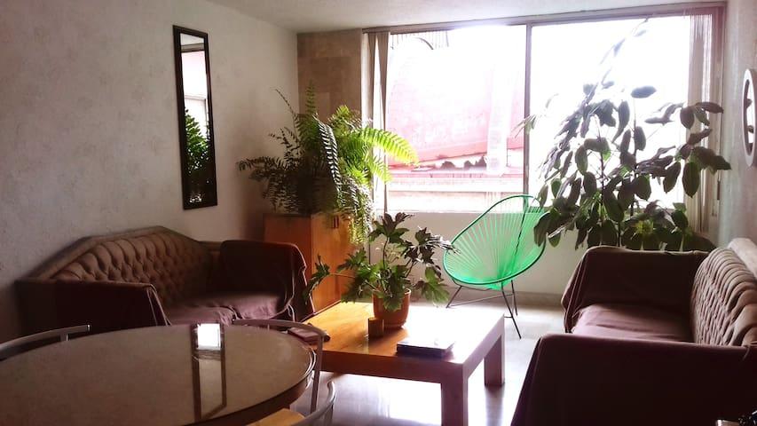 Apto suite verde en la Roma - Ciudad de México - Apartment